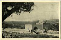בית-לחם, קבר רחל אמנו / Bethlehem, Rahel's tomb