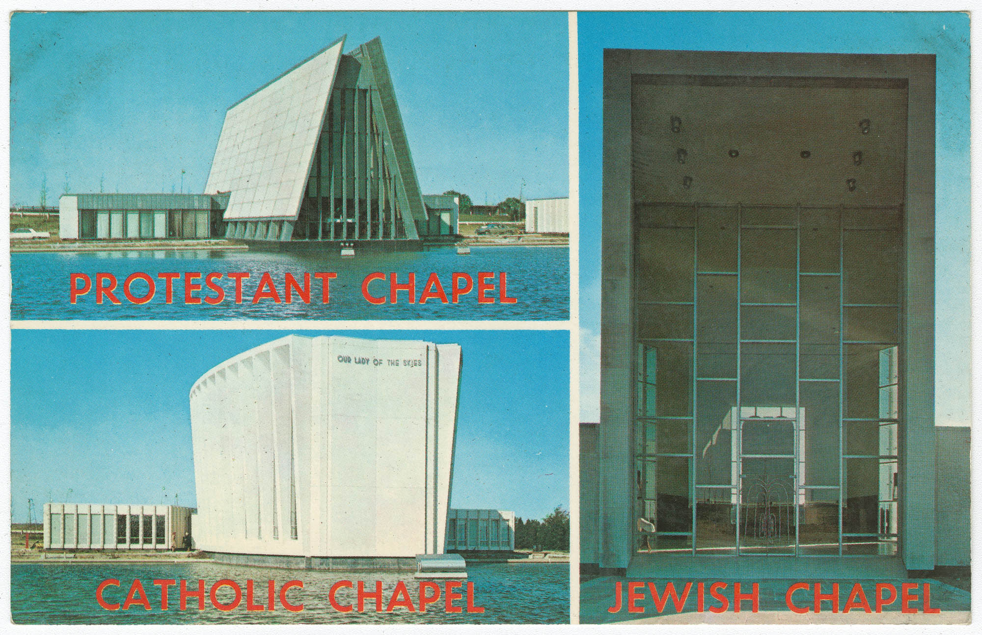 The Tri-Faith Chapels
