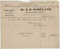 333. Receipt of stock -- November 23, 1880