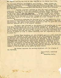 03. June 2, 1940 Minutes