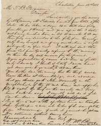 298. William McBurney to Thomas B. Ferguson -- June 12, 1866 (second letter)