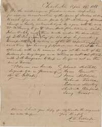 284. Contract between Thomas B. Ferguson and Freedmen Laborers -- April 12, 1866