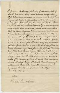 240. Statement of W.H. Dowdey -- June 26, 1865