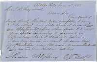 315. Bill to James B. Heyward -- June 11, 1868