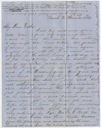 540.  Allard Belin Barnwell to Catherine Osborn Barnwell -- November 28, 1870