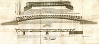 Illustrations of Lewis Werwag Bridges