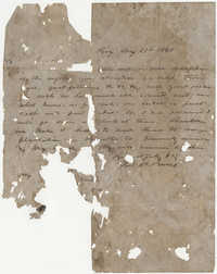 563.  John Powers? To Unknown -- May 27, 1850