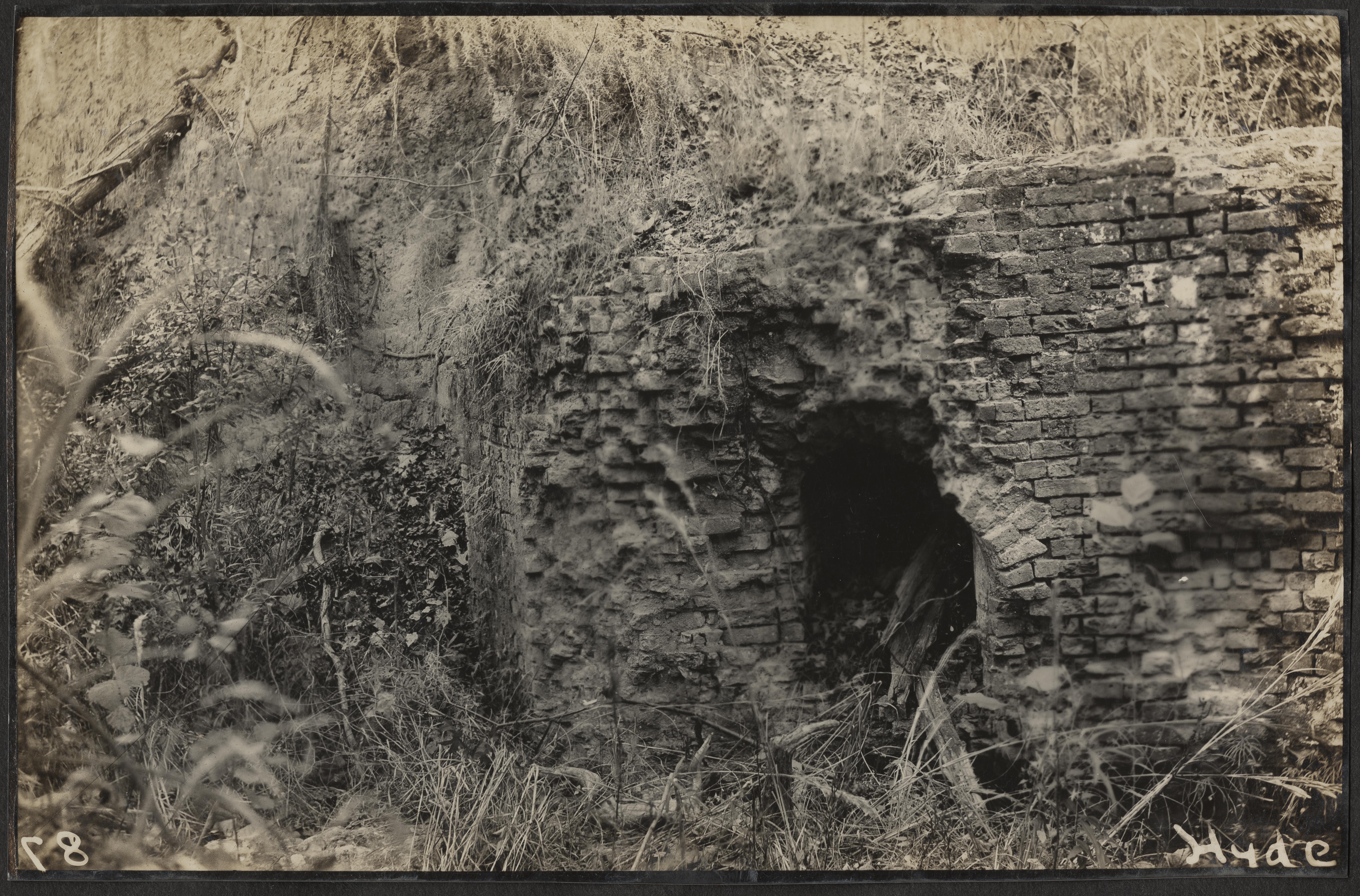 Santee-Cooper Cemetery Investigation 026