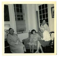 Carrie, Mabel, and Anita Pollitzer