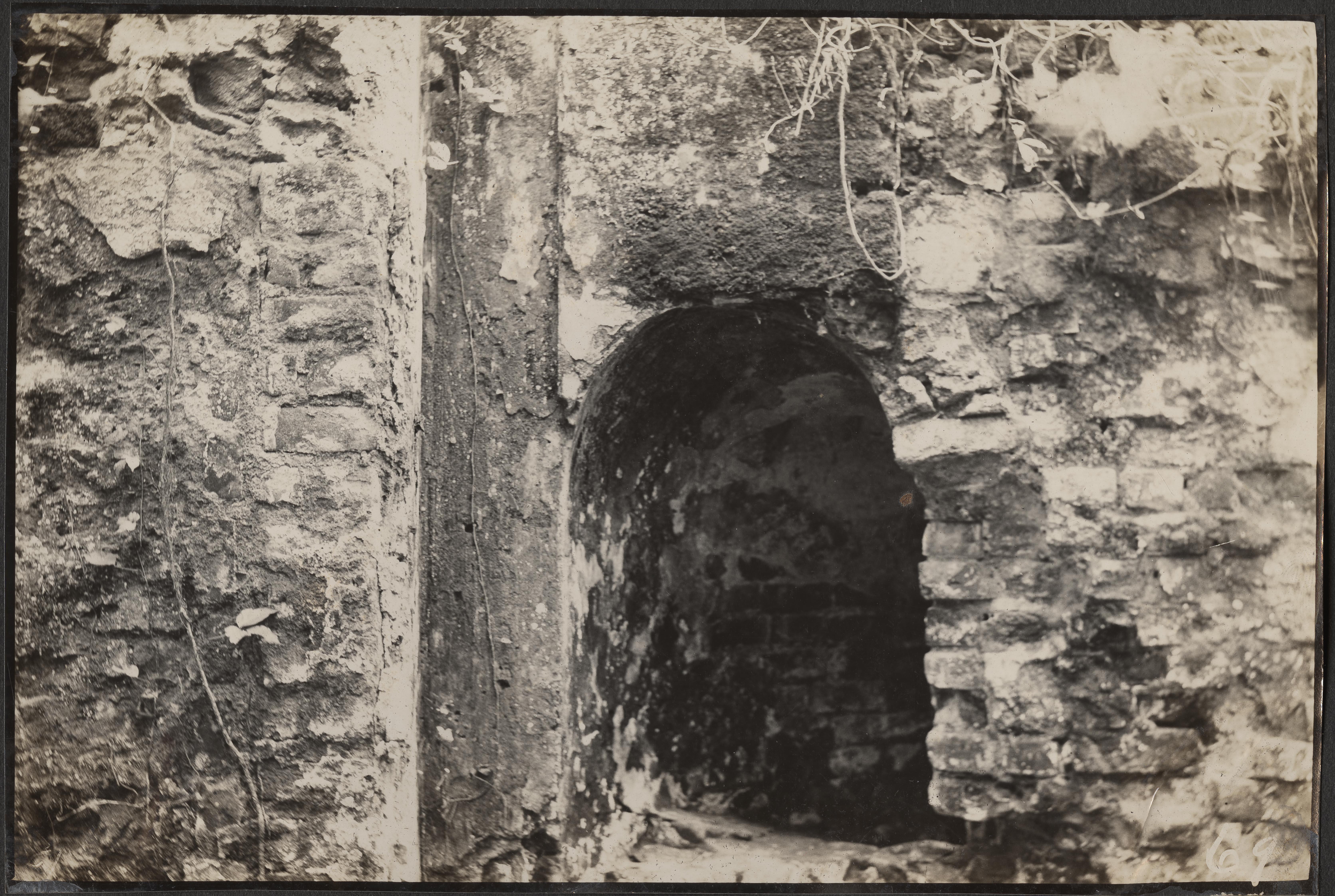 Santee-Cooper Cemetery Investigation 019