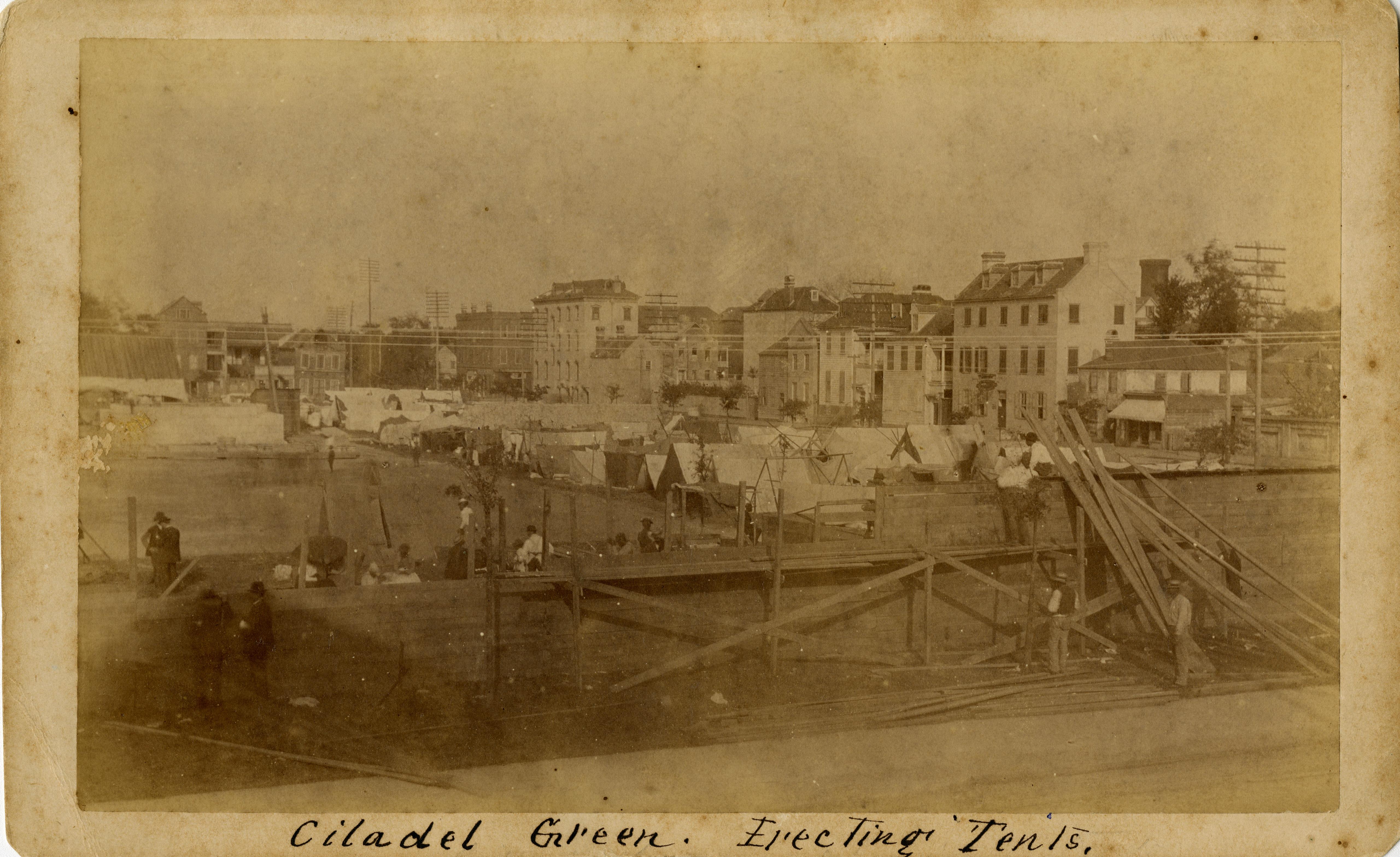 Citadel Green
