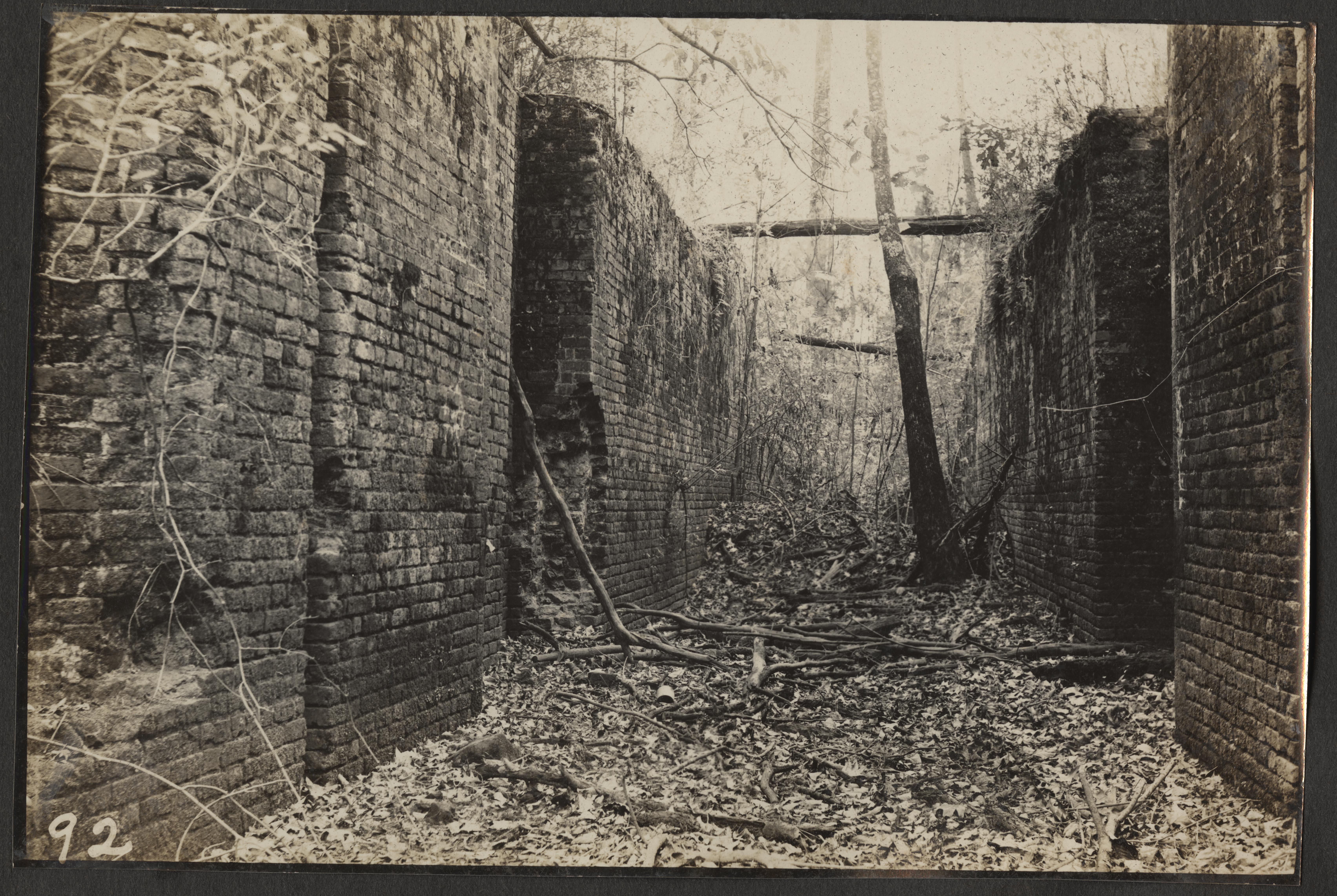 Santee-Cooper Cemetery Investigation 004