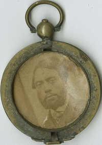 5. Photograph of William Craft in Locket