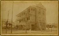 Ashley Street, Mayor Courtenay's residence