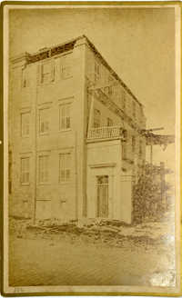 Alexander Street, residence