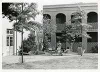 Craig Residence Hall and Union Dorm