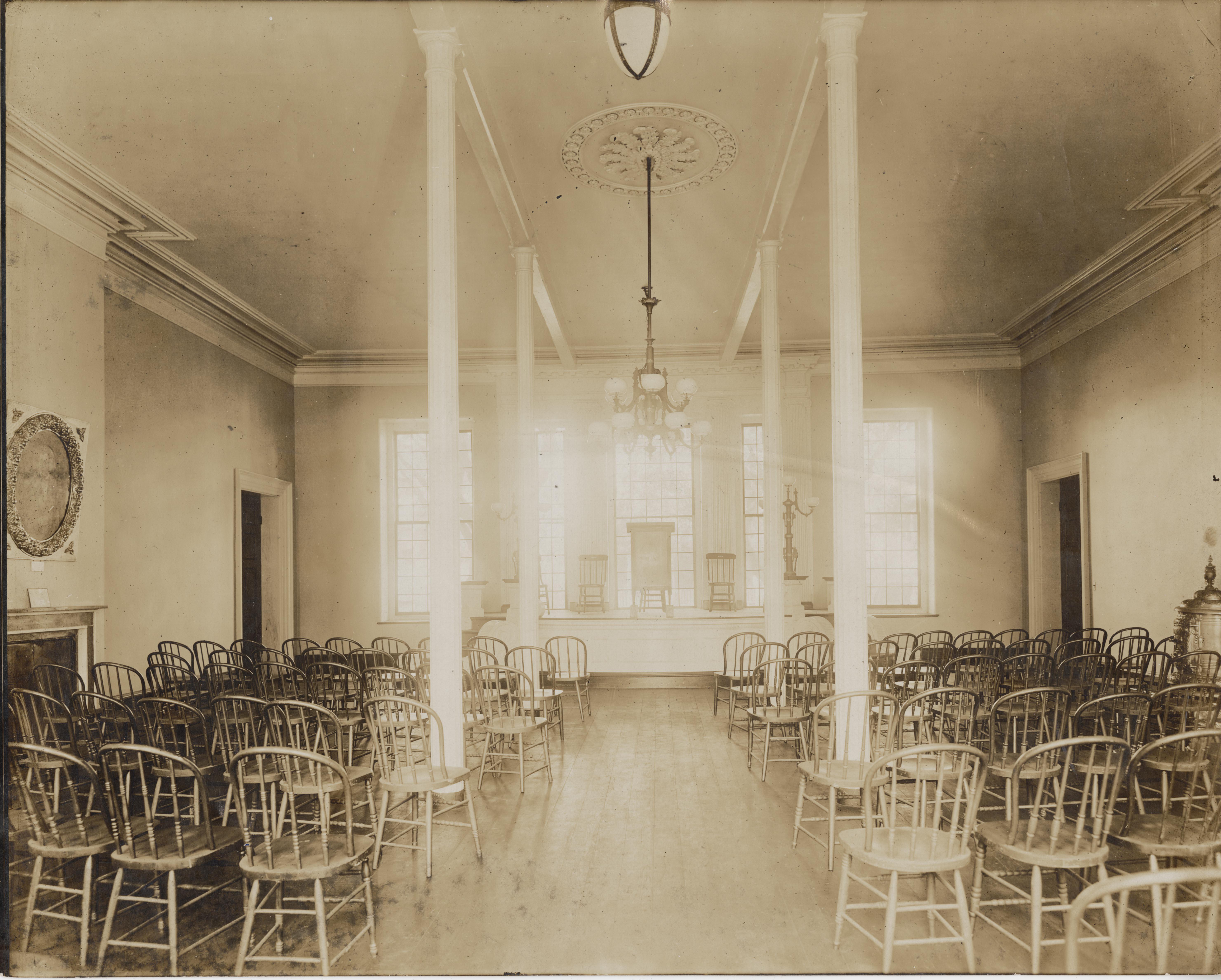 Randolph Hall - Chapel