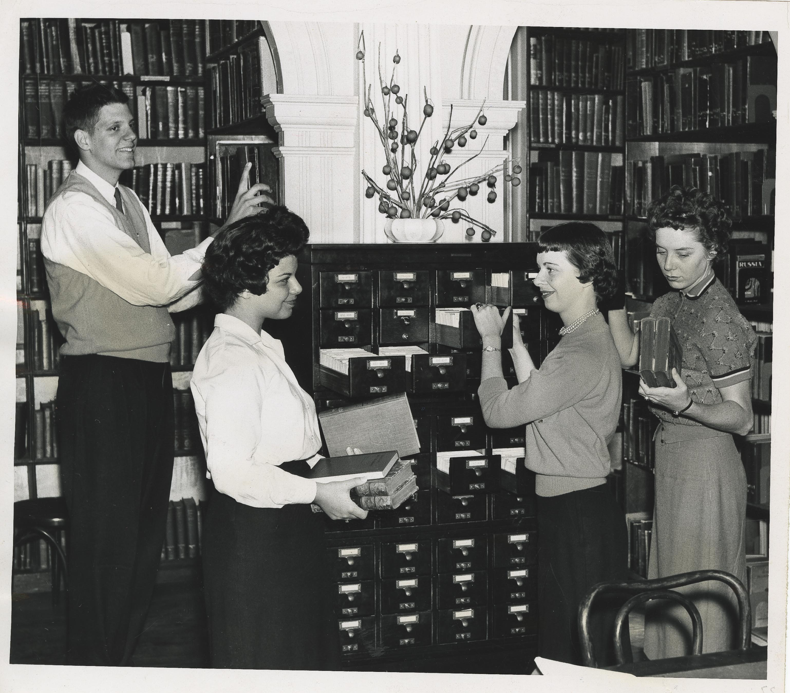 Towell Library