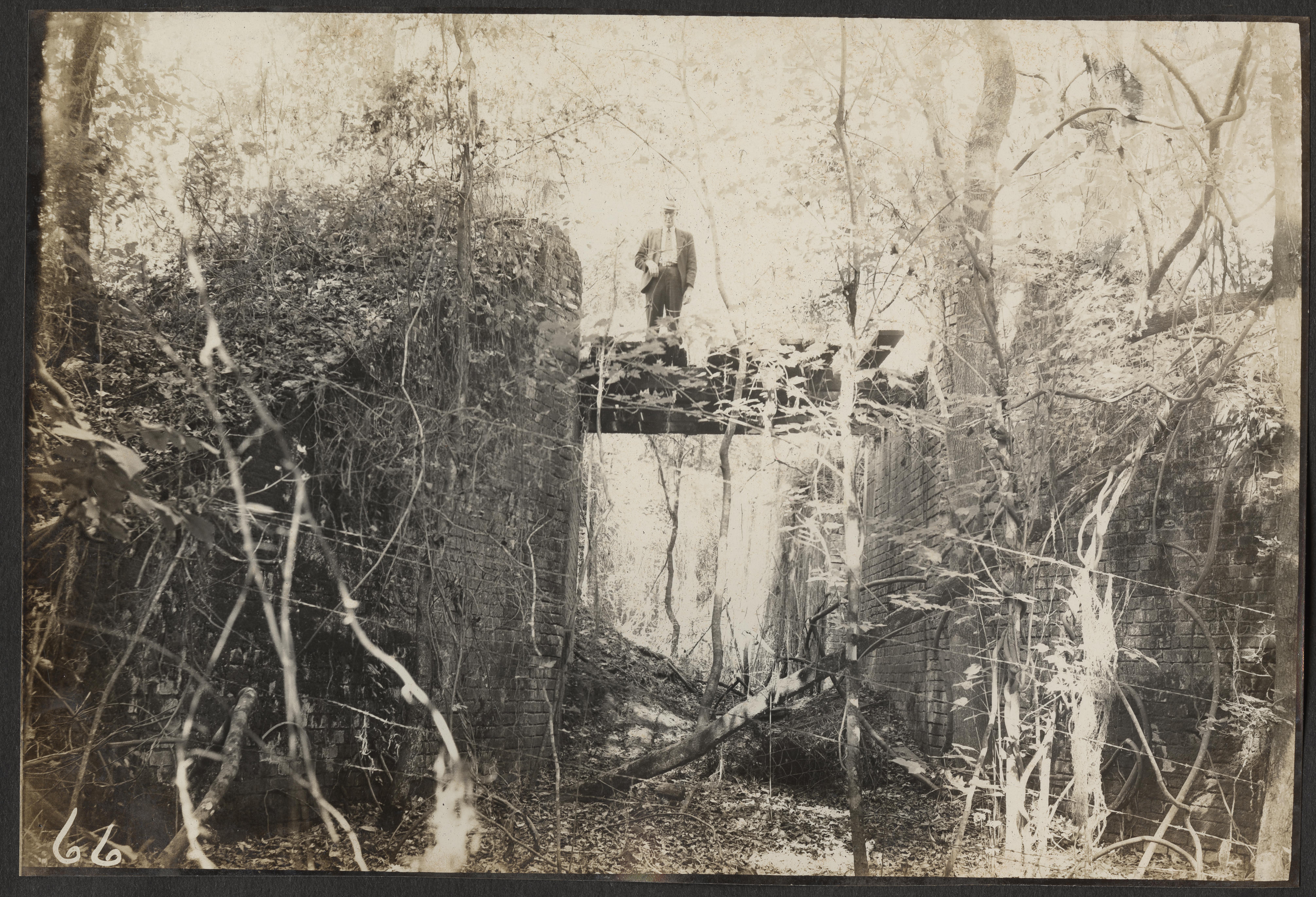 Santee-Cooper Cemetery Investigation 013