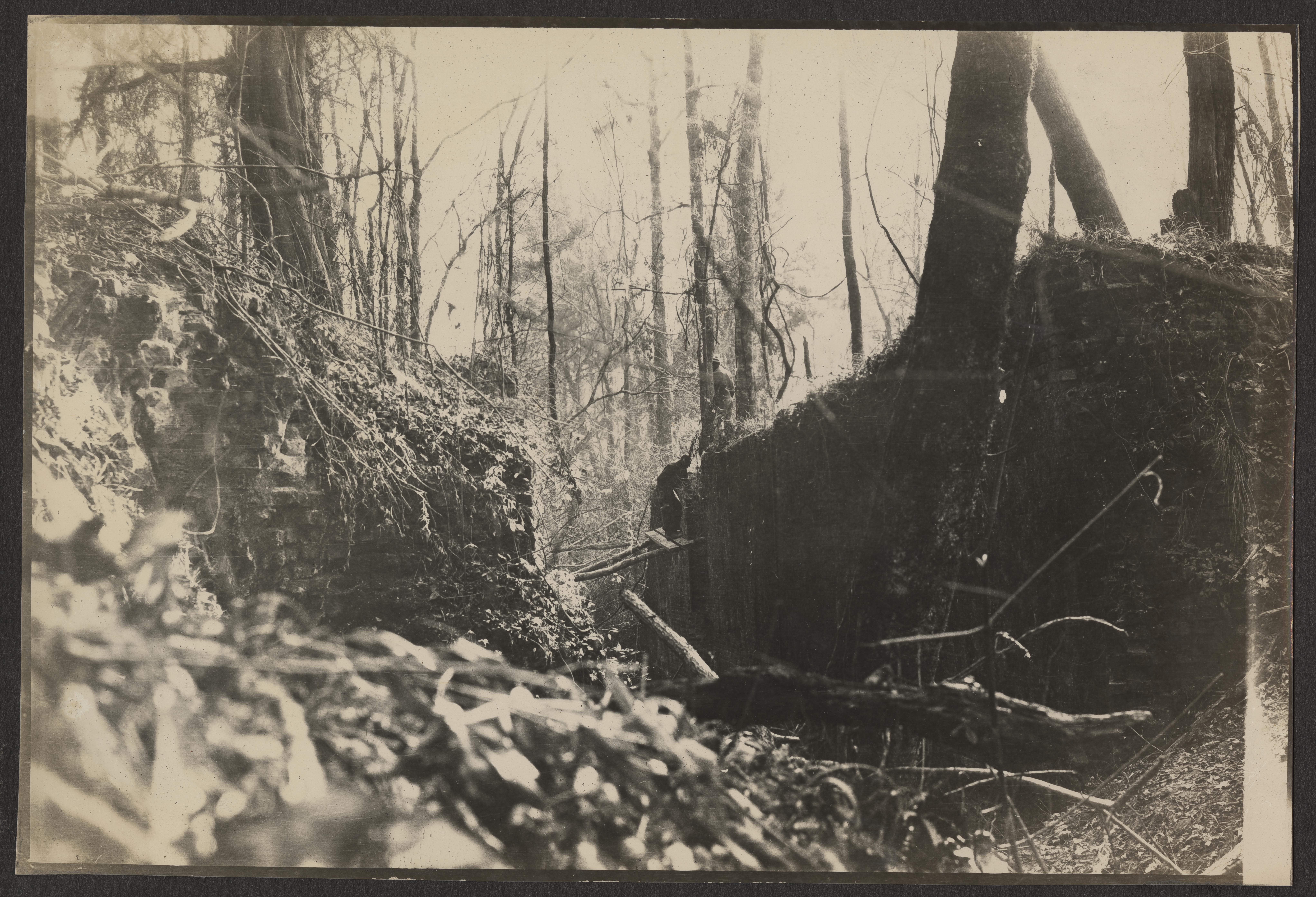 Santee-Cooper Cemetery Investigation 011