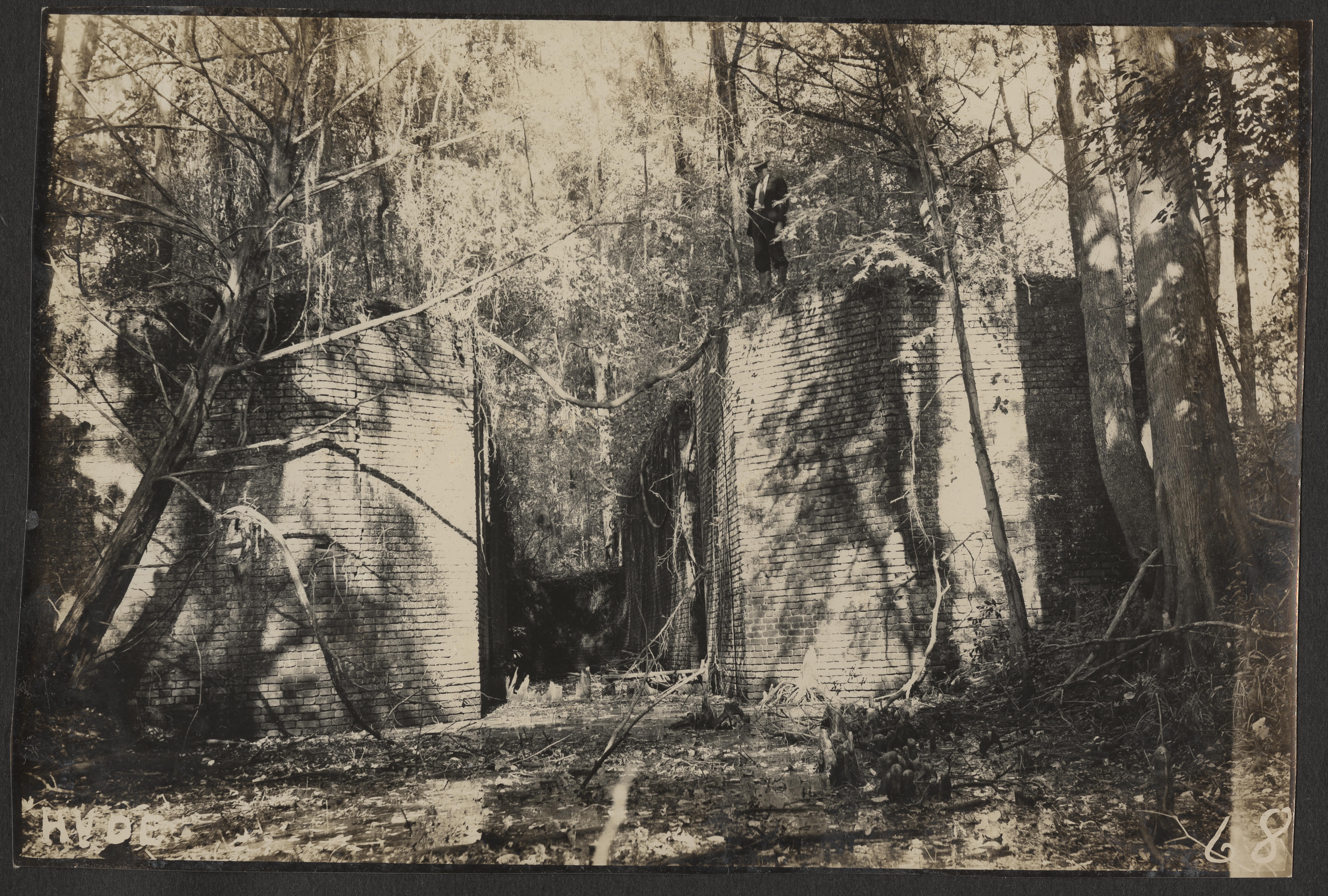 Santee-Cooper Cemetery Investigation 009