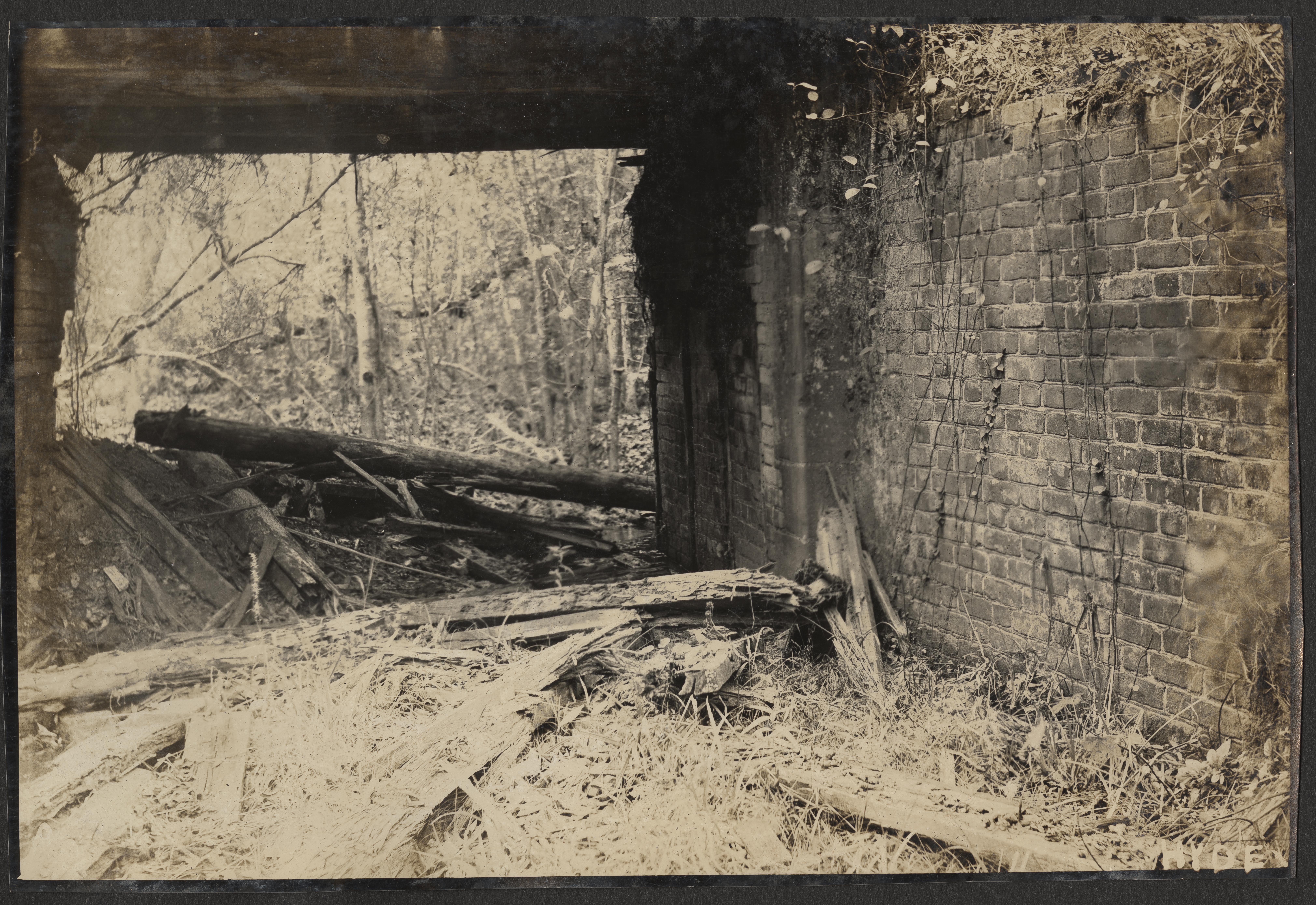 Santee-Cooper Cemetery Investigation 015