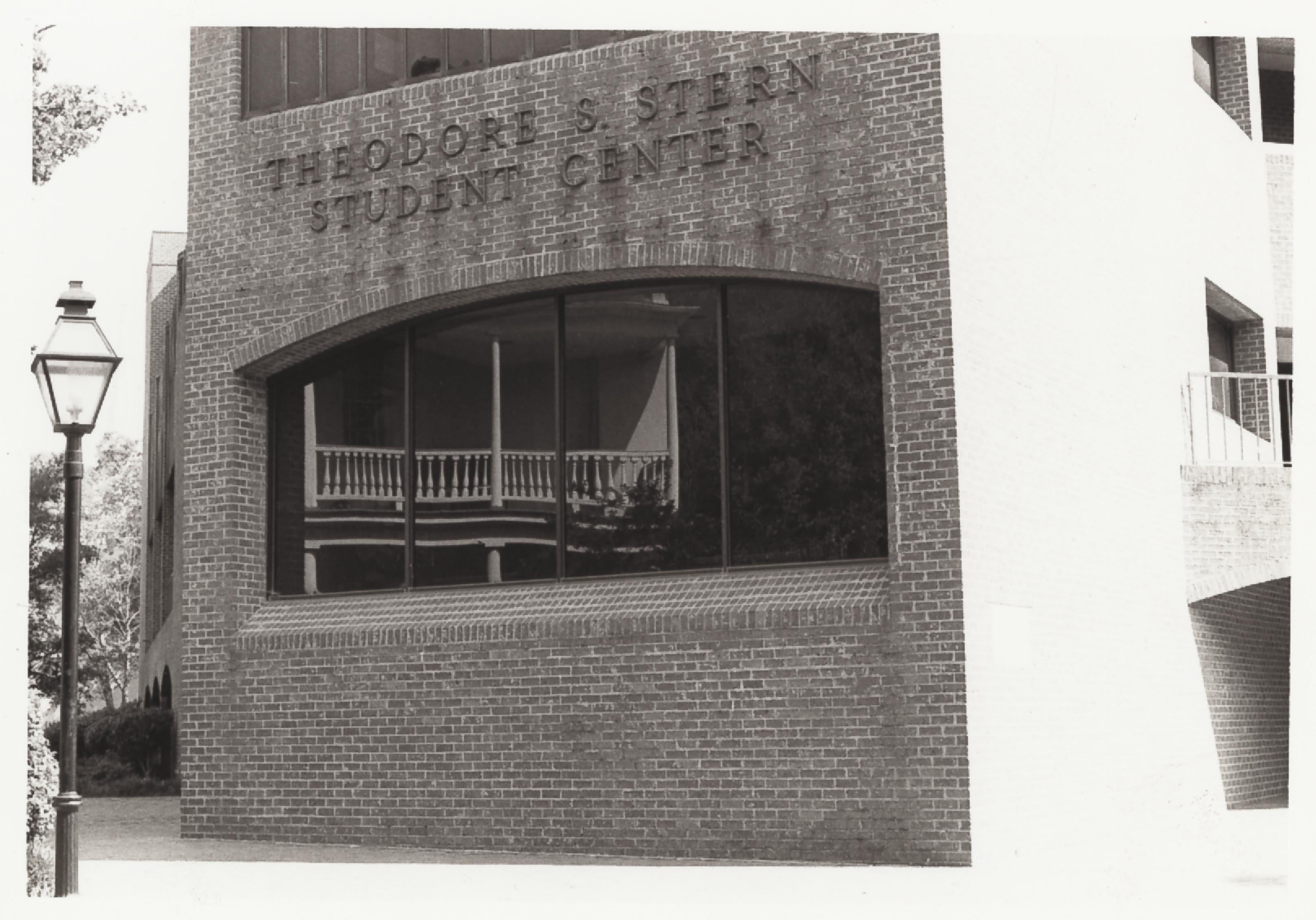 Stern Student Center