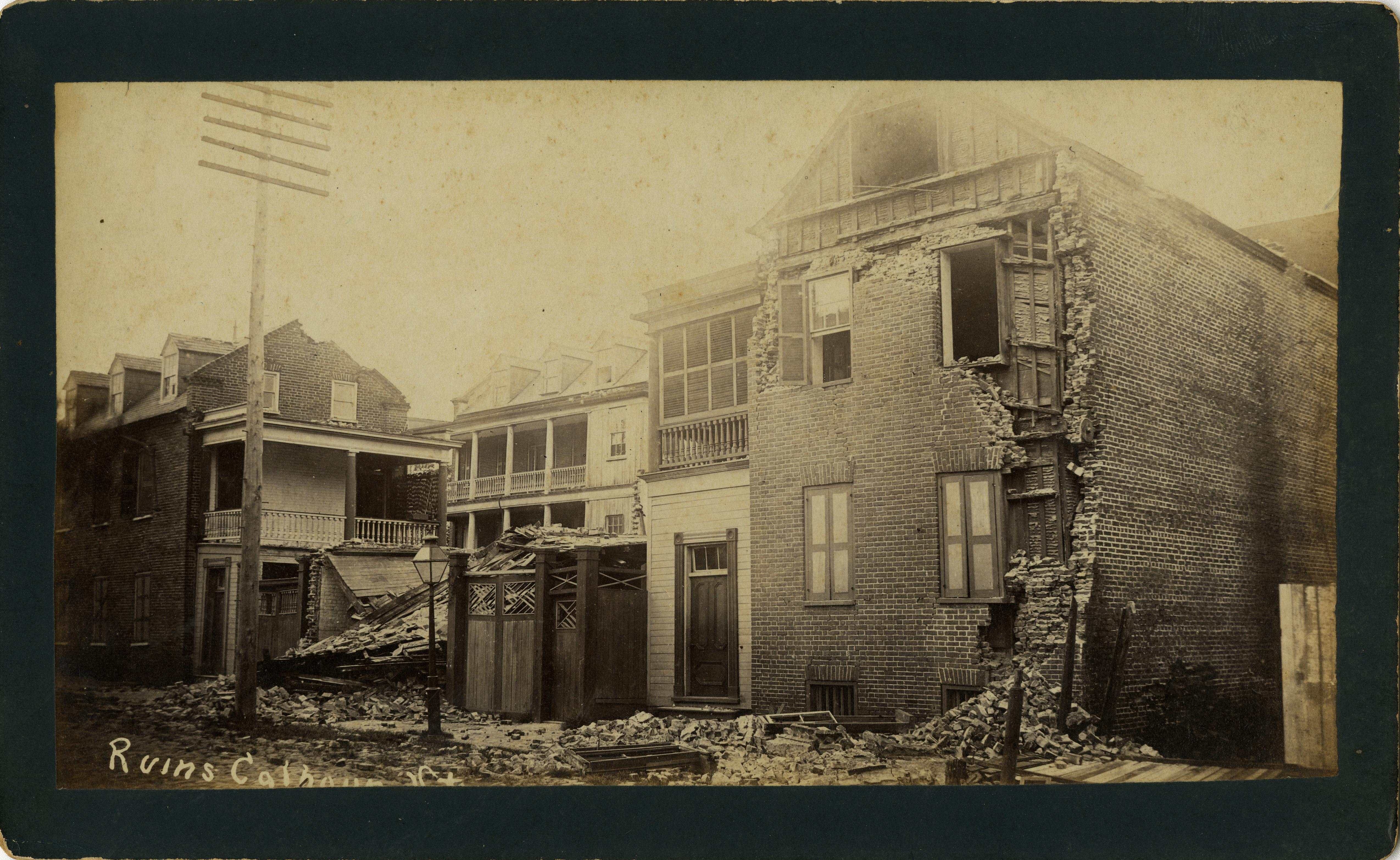 Calhoun Street
