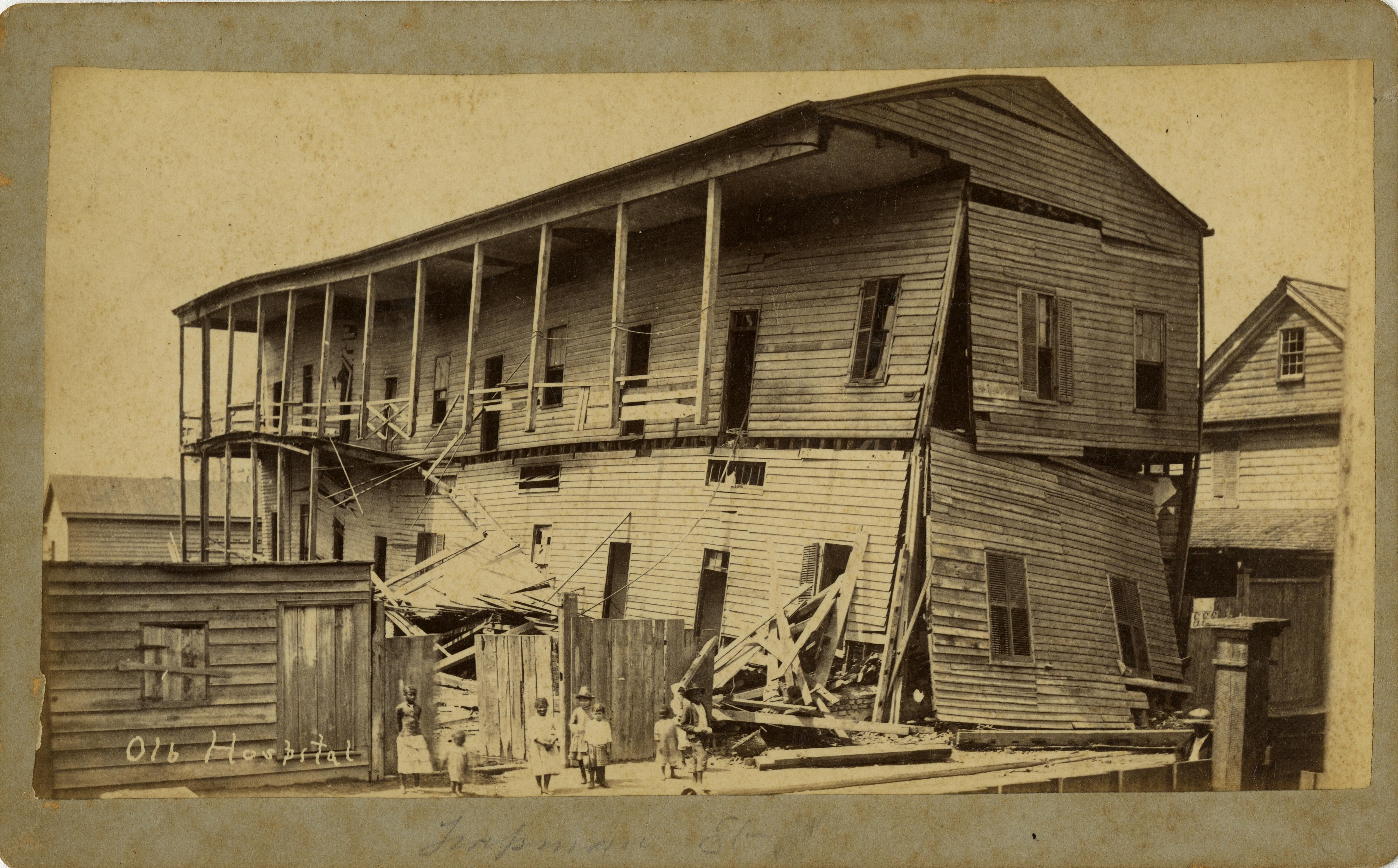 Old Hospital, Trapman Street