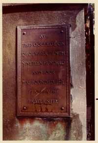 Pi Kappa Phi Memorial Gate
