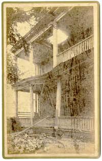 Tradd Street, Frazer residence