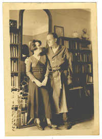 Anita Pollitzer and Elie Edson