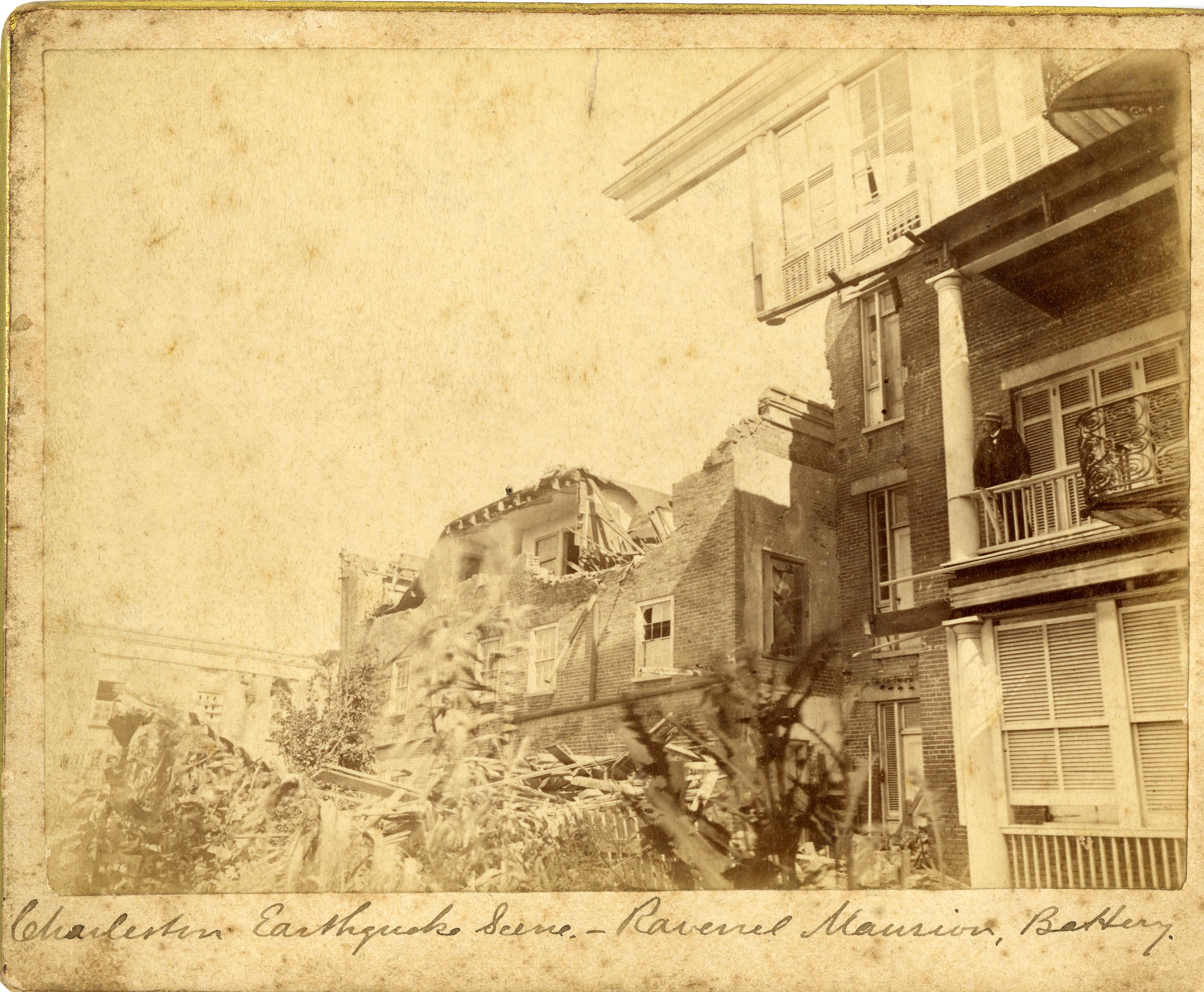 East Battery, Ravenel residence