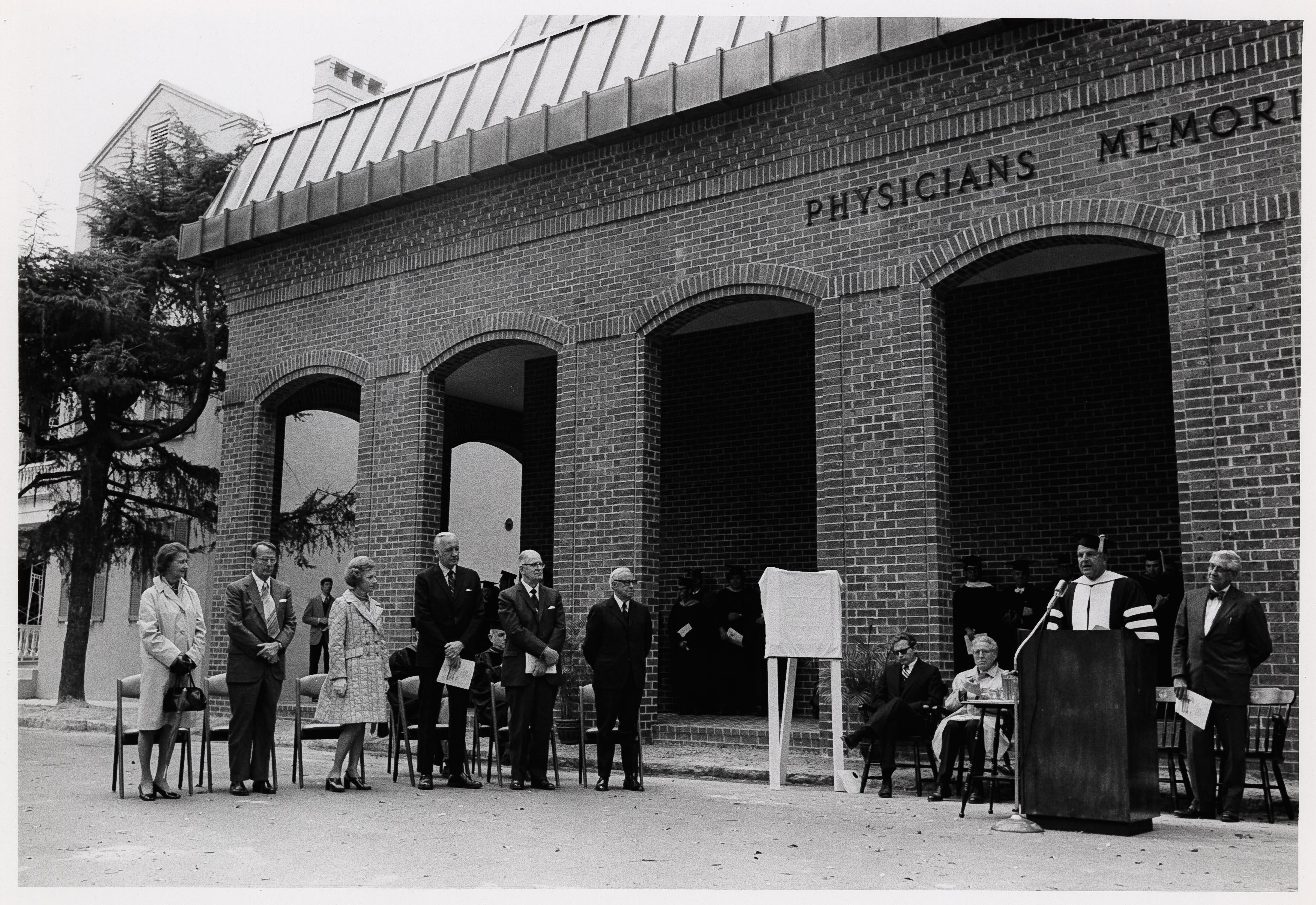Physicians Memorial Auditorium