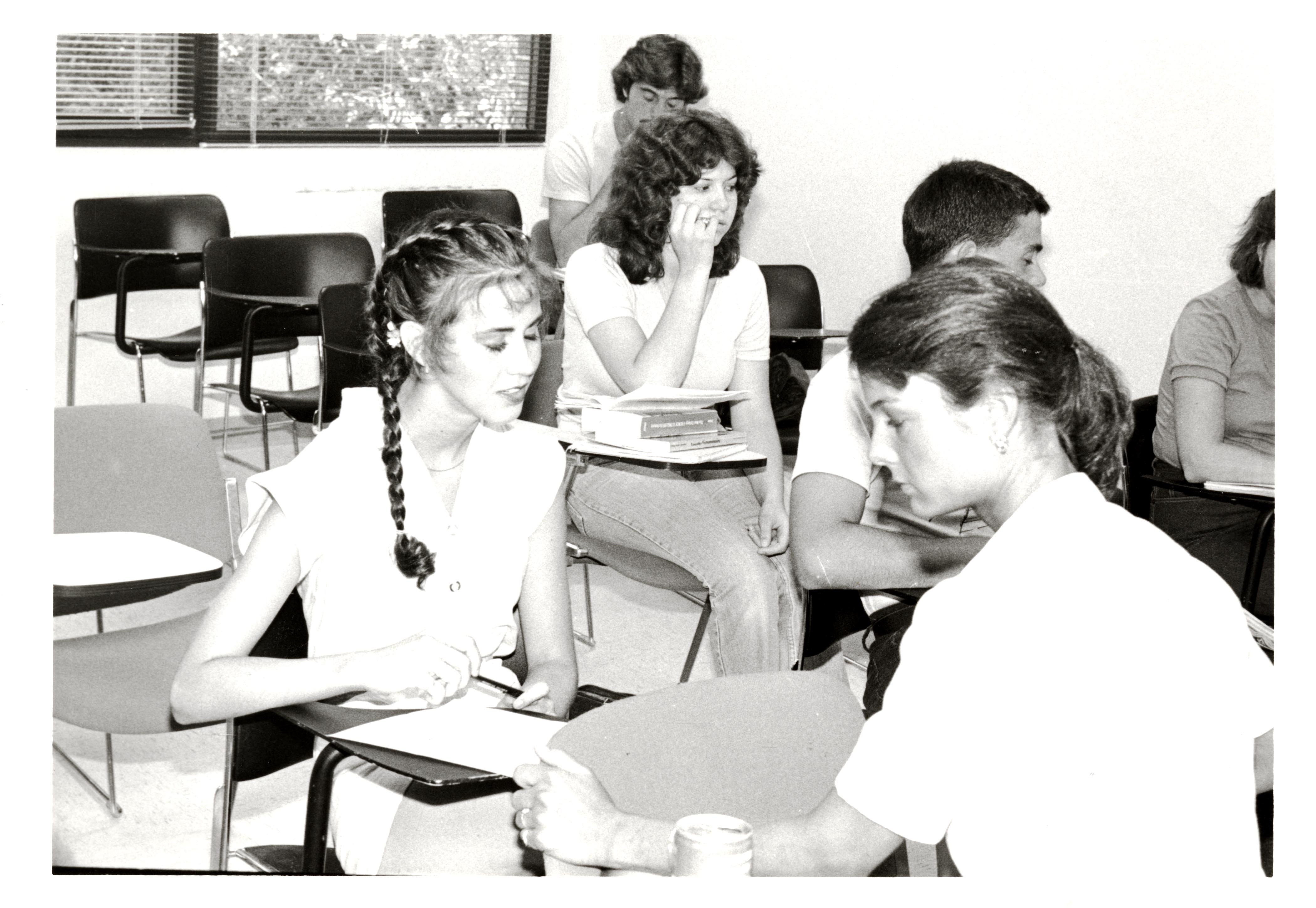 Classrooms and Labs