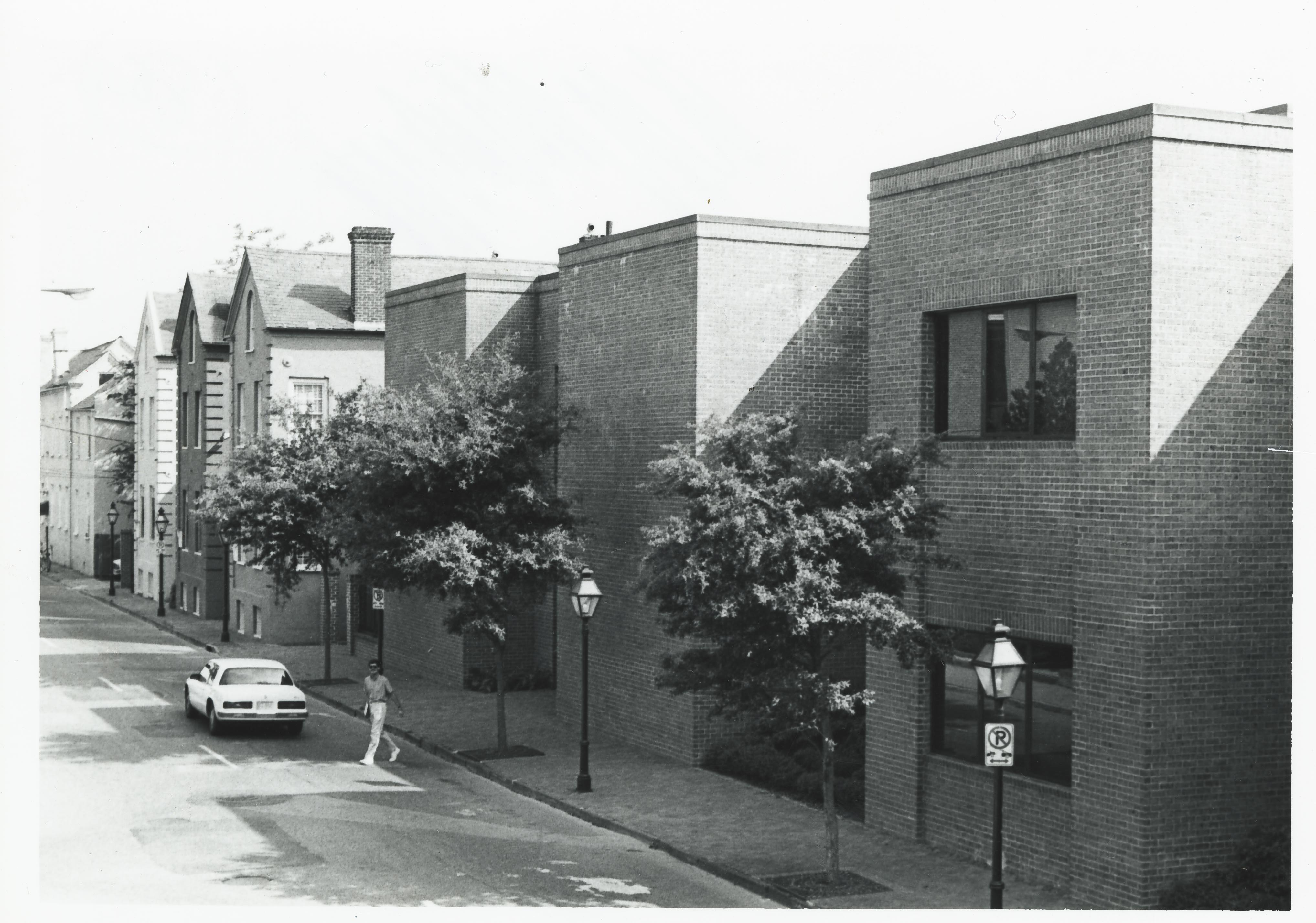 Thaddeus Street Education Center