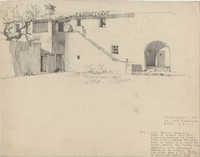 Old Farmhouse Near Siena