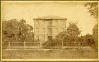 Bee Street, Major R.C. Gilchrist residence
