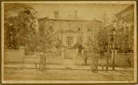 Bull Street, Capt. Dawson residence