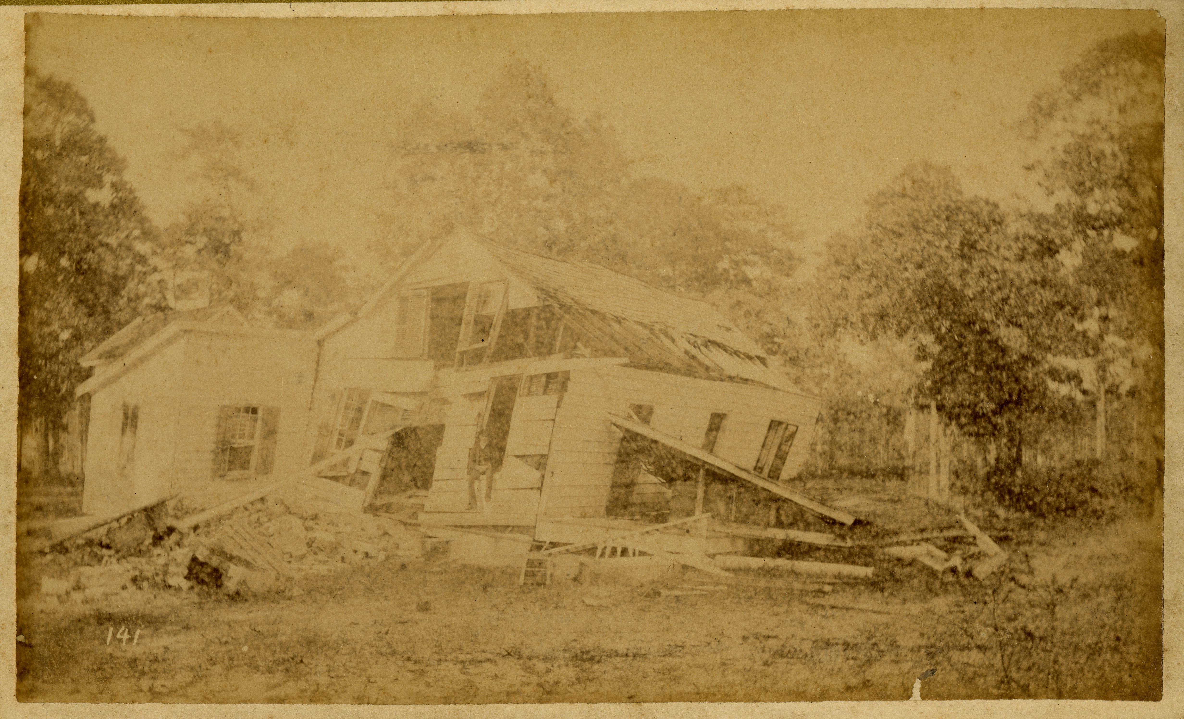 Minott residence, Summerville