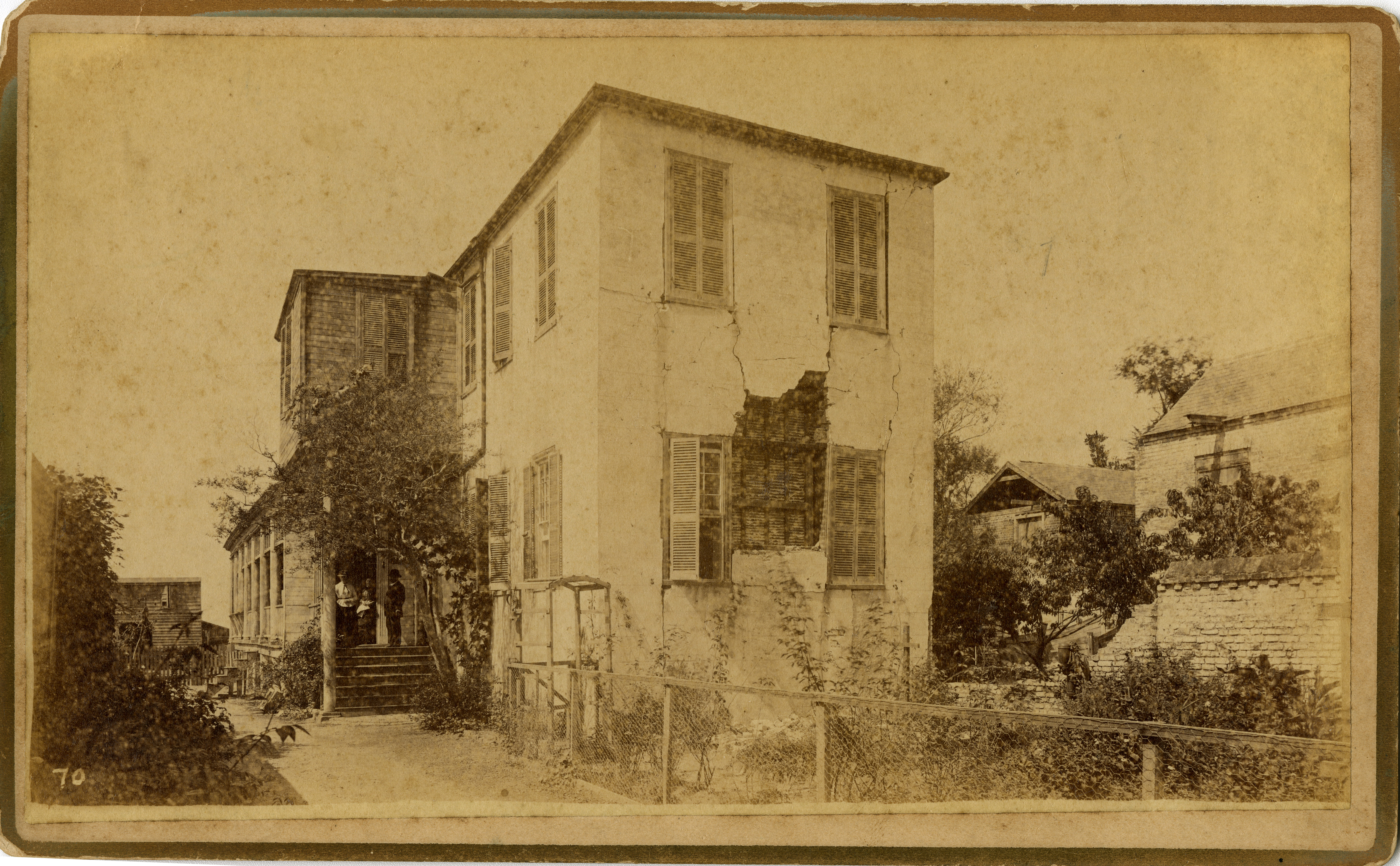 Legare Street, Hume residence