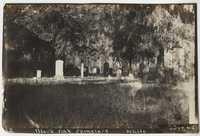 Santee-Cooper Cemetery Investigation 091