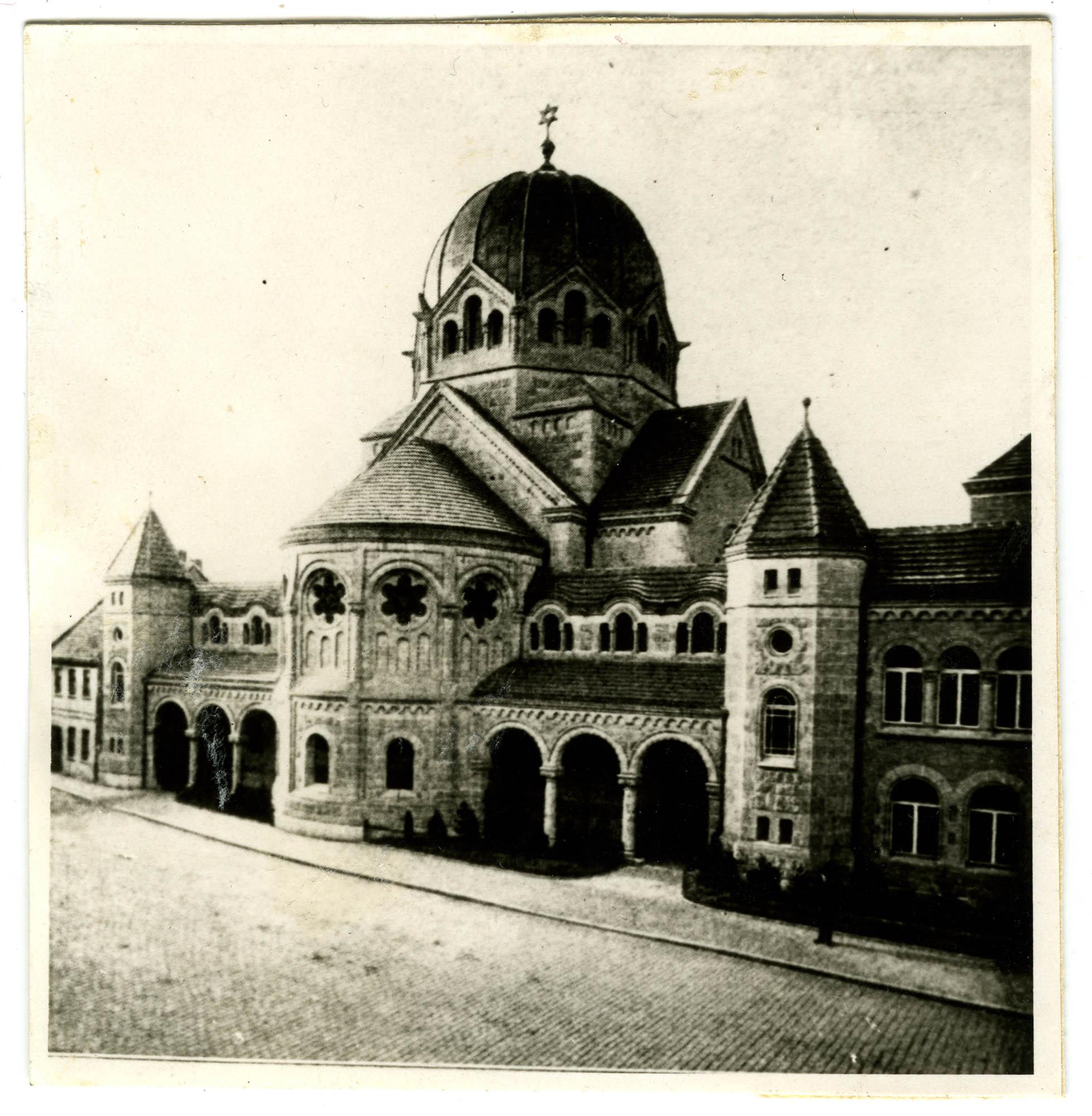 [Alte Synagoge, Dessau]
