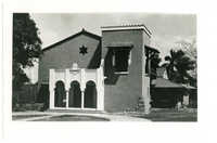[Unidentified synagogue]