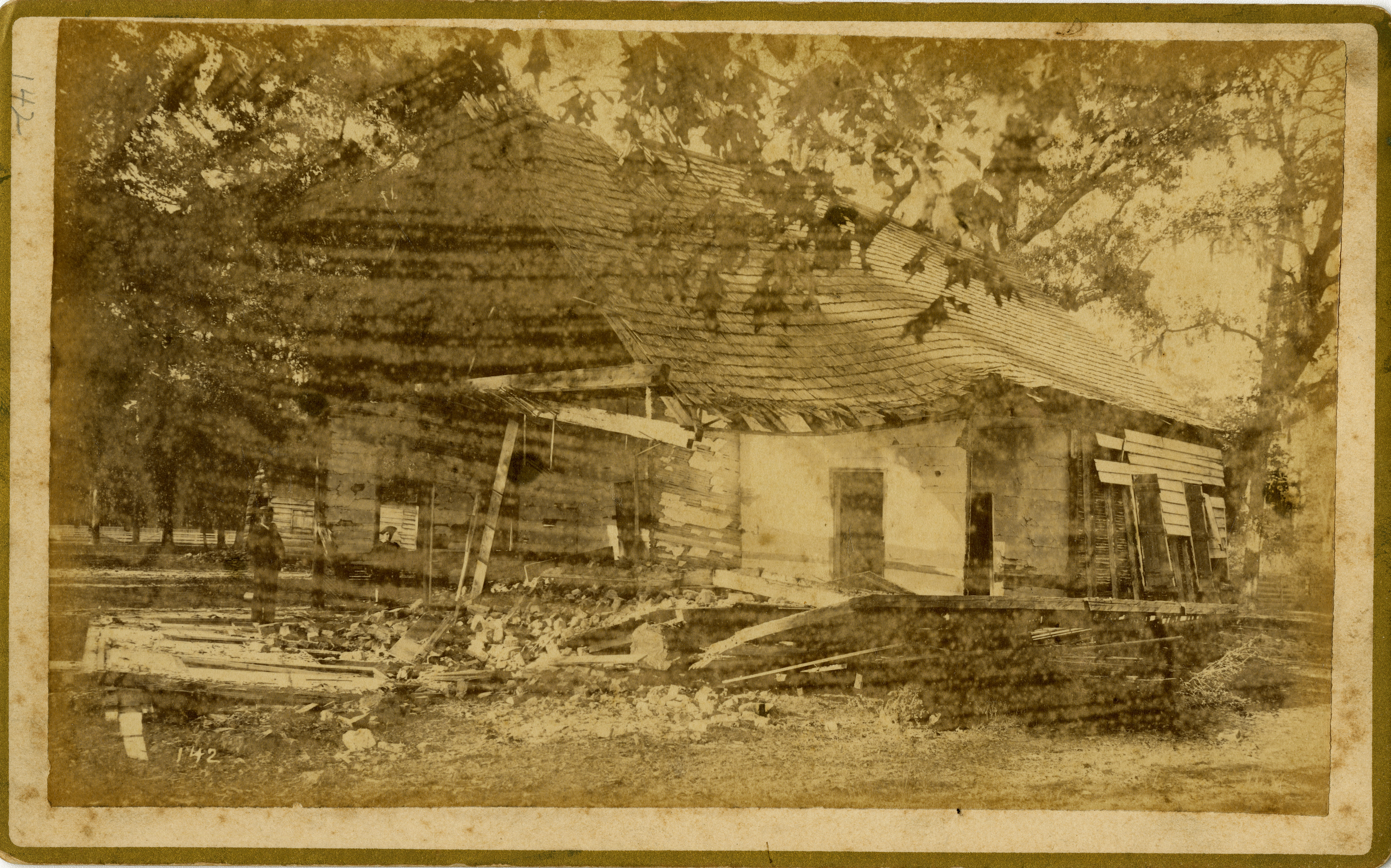 Shultz residence, Summerville