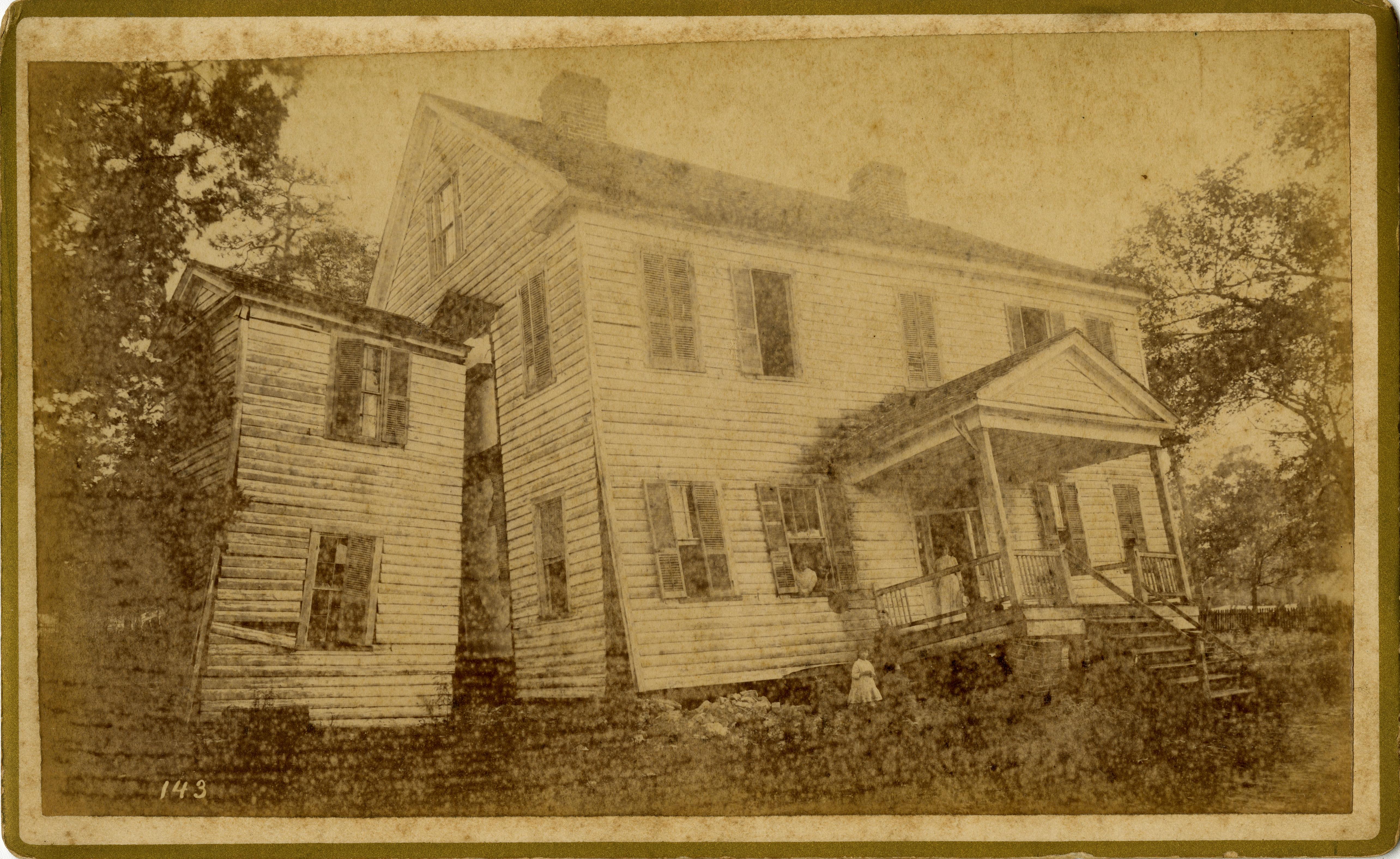 Voss residence, Summerville