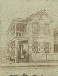 7. Photograph of Charles and Emeline Craft's Home in Charleston, South Carolina