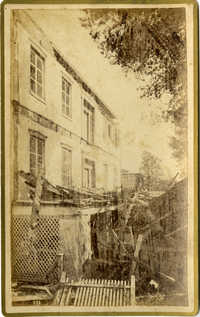 Beaufain Street, B. Pressley Smith residence