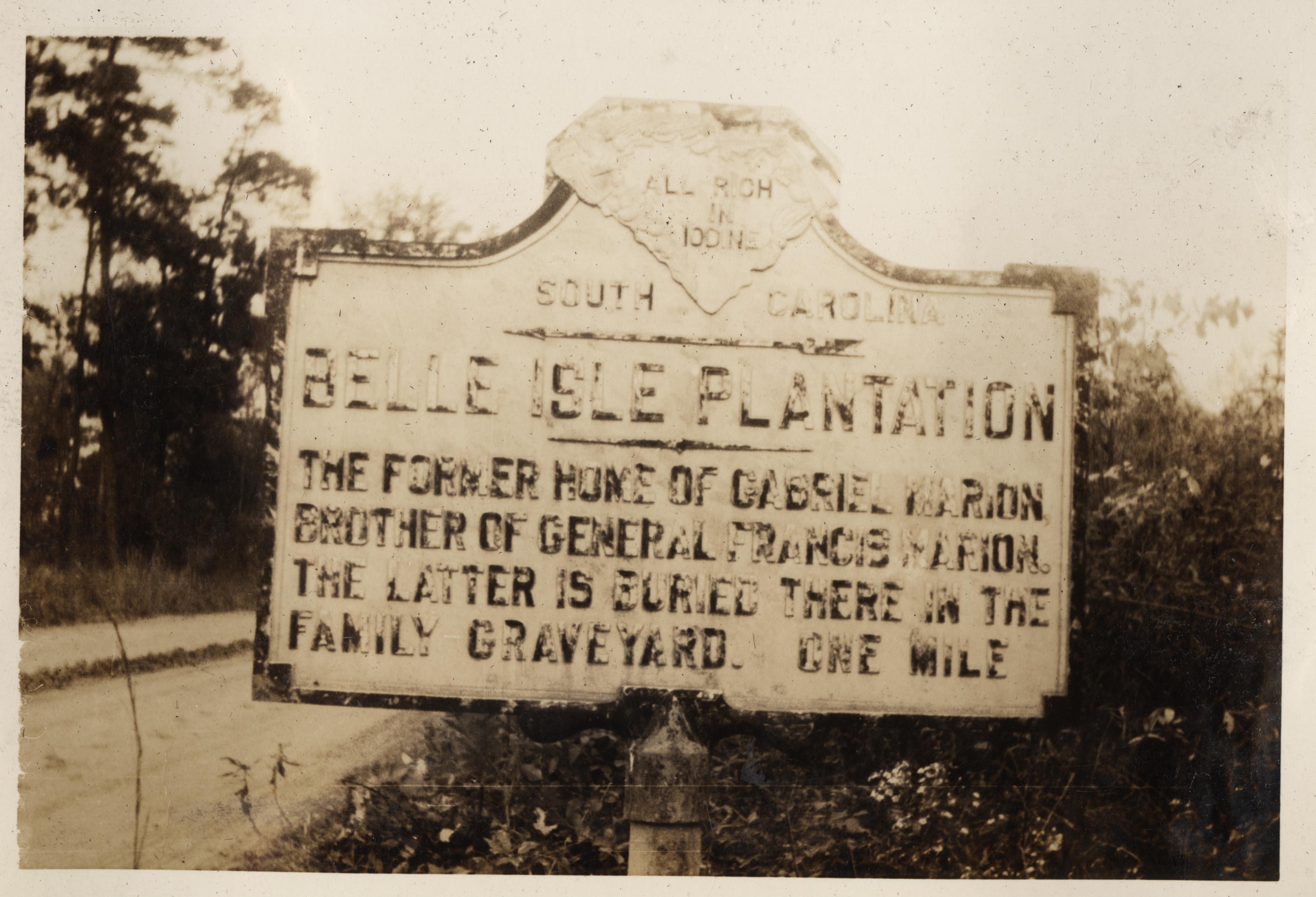 Santee-Cooper Cemetery Investigation 071
