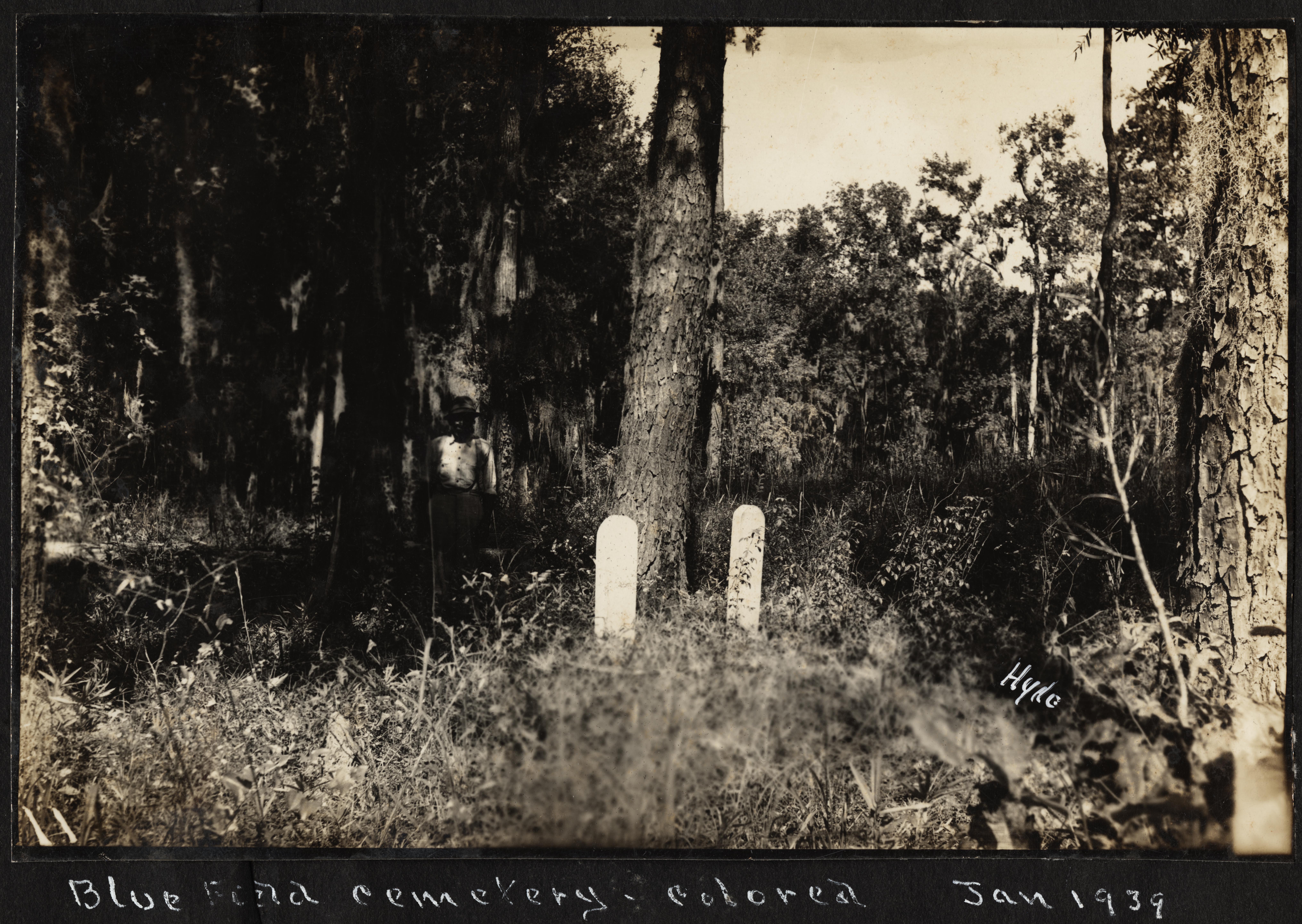 Santee-Cooper Cemetery Investigation 079